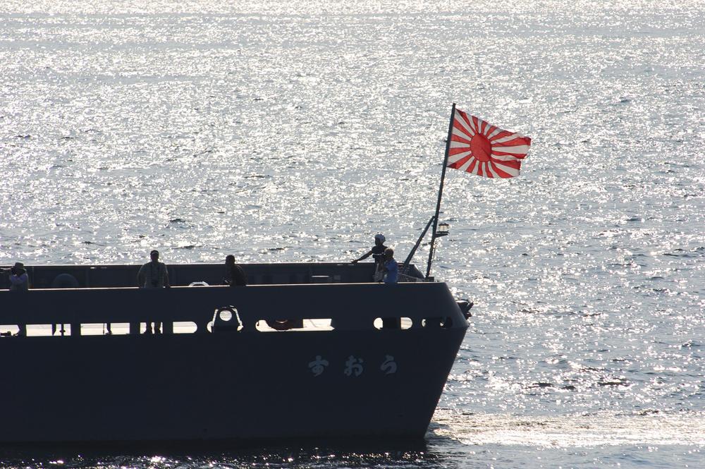 日本のプレゼンス